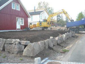 planering av hage