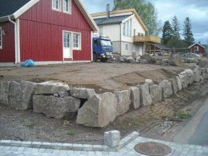 planering av hageområde